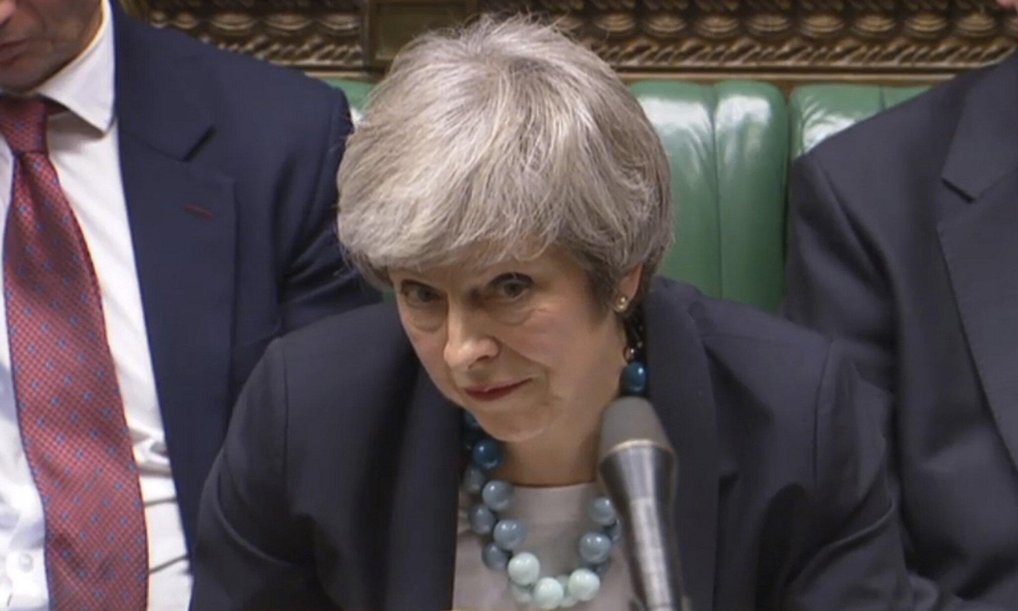 Bild zu Brexit-Abstimmung im britischen Unterhaus verschoben