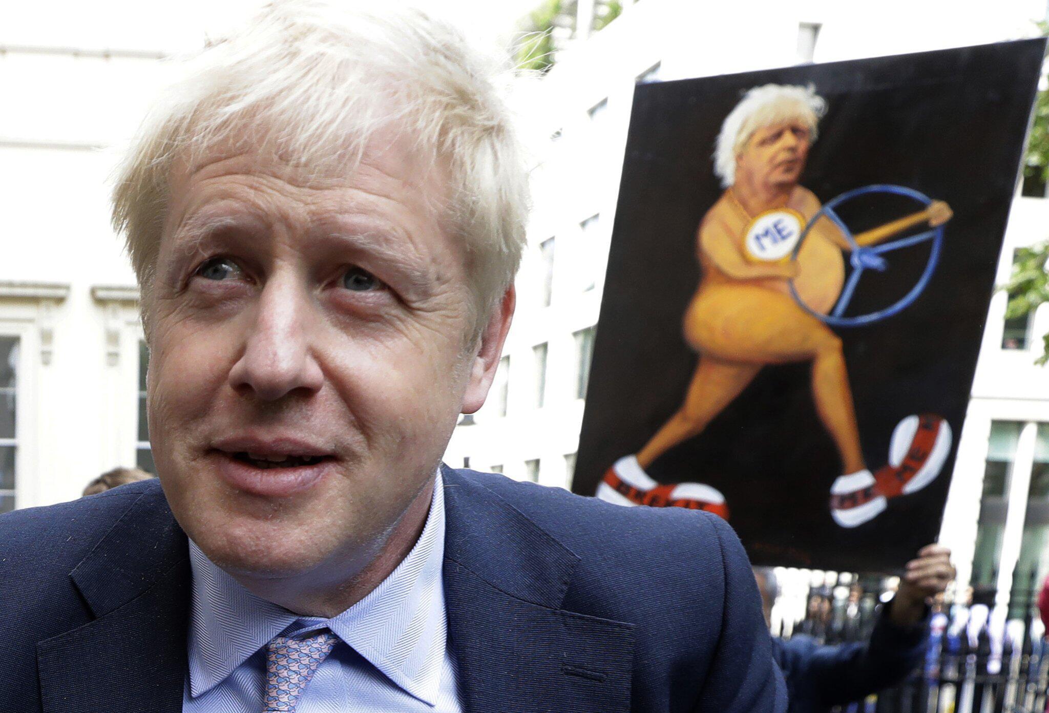 Bild zu Kandidaten für die May-Nachfolge - Boris Johnson