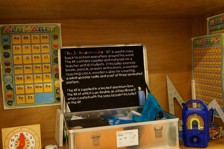 Bild zu UNICEF-Kits