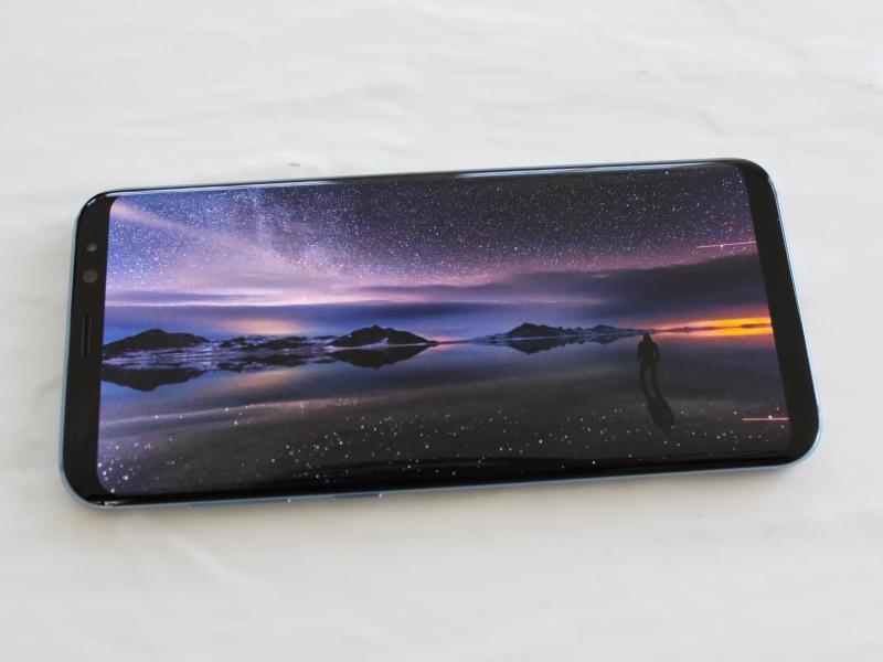 Bild zu Samsung Galaxy S8