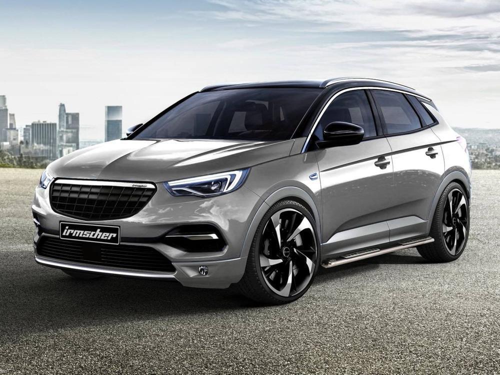 Bild zu Opel Grandland X von Irmscher