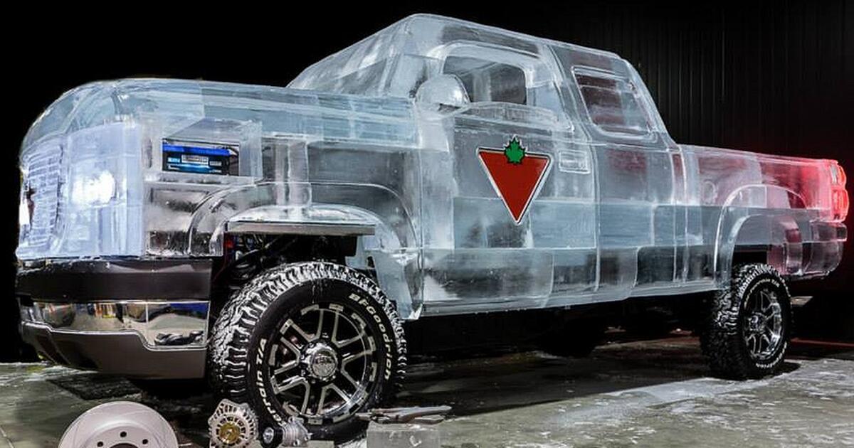 Eis Truck