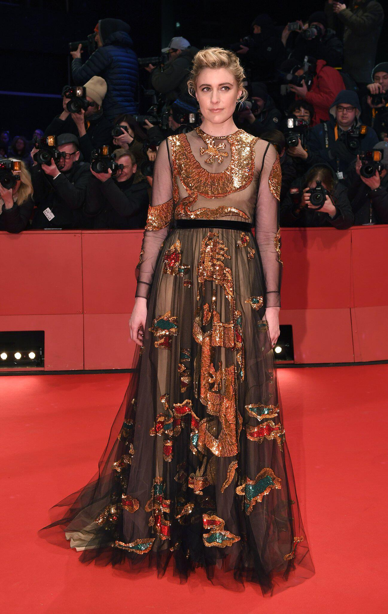 "Bild zu Oscars, Greta Gerwig, ""Lady Bird"""