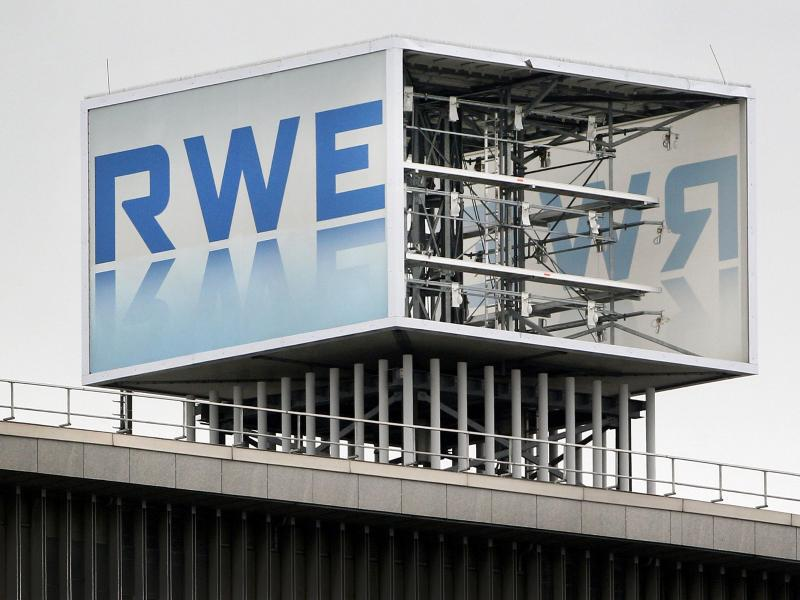 Bild zu RWE Logo