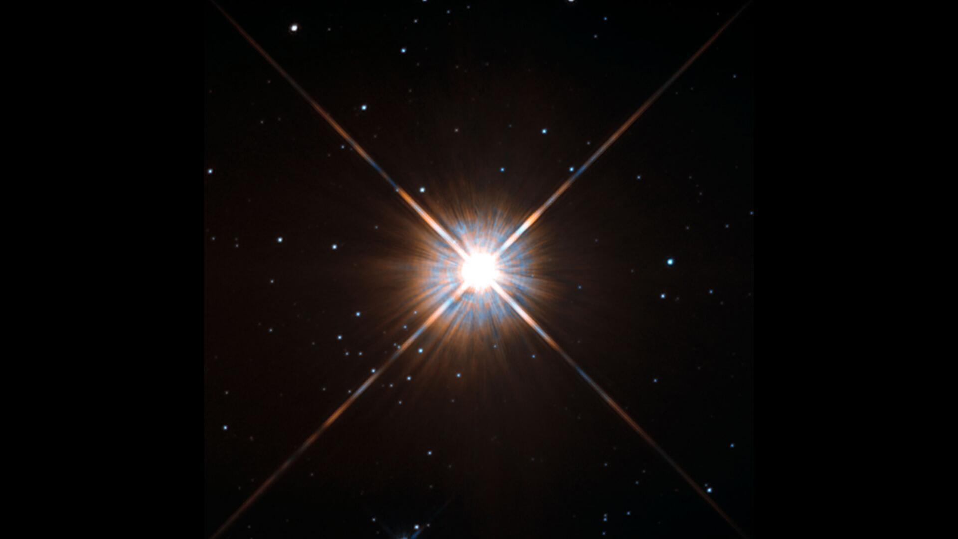 Bild zu Proxima Centauri