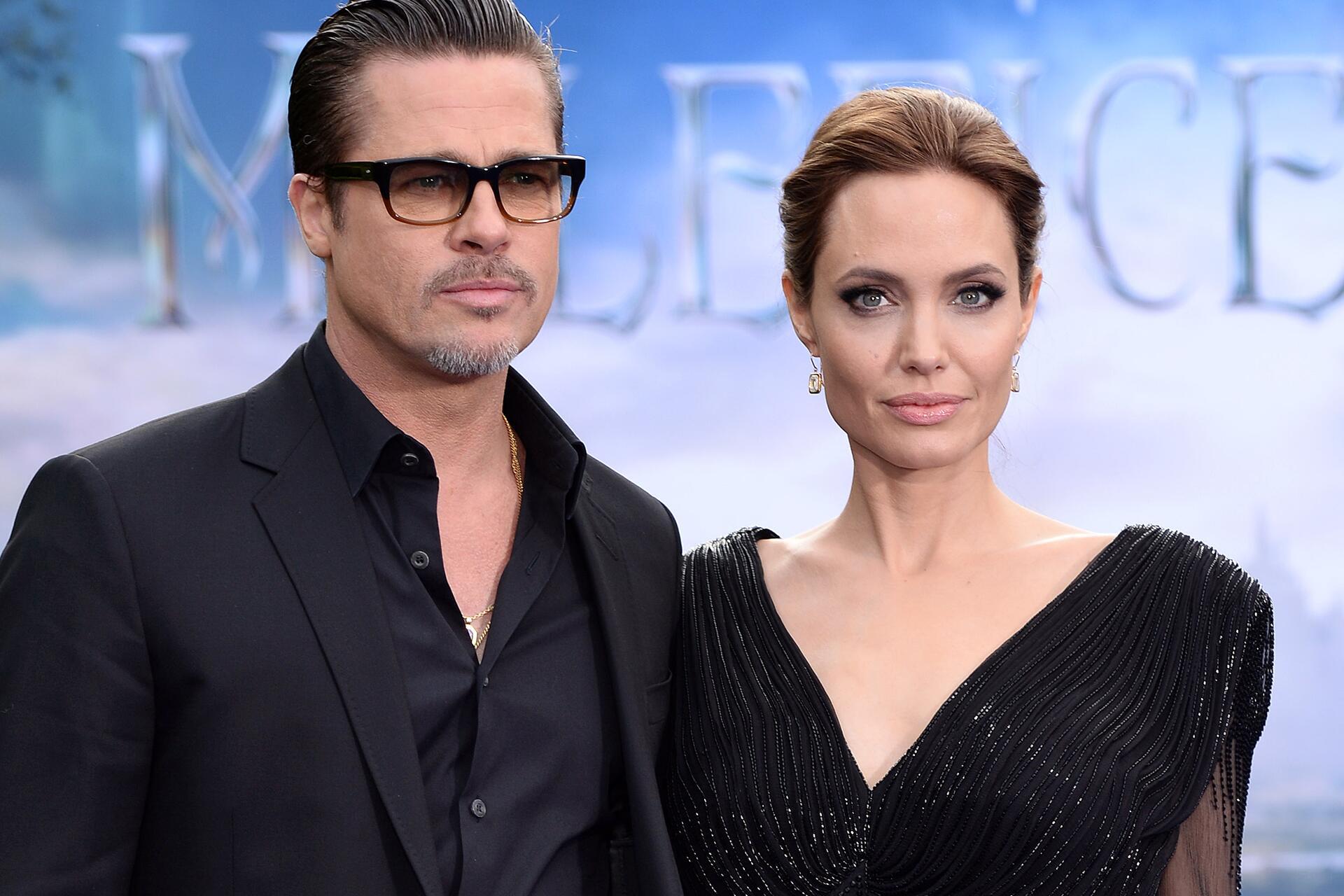 Bild zu Brad Pitt, Angelina Jolie, Brangelina, Kinder, Vorwurf
