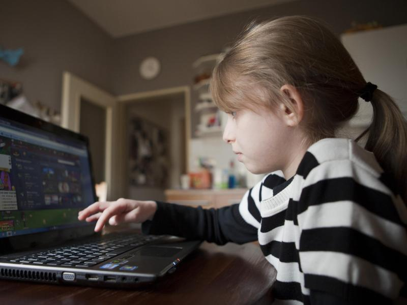 Bild zu Computer für Kinder einrichten