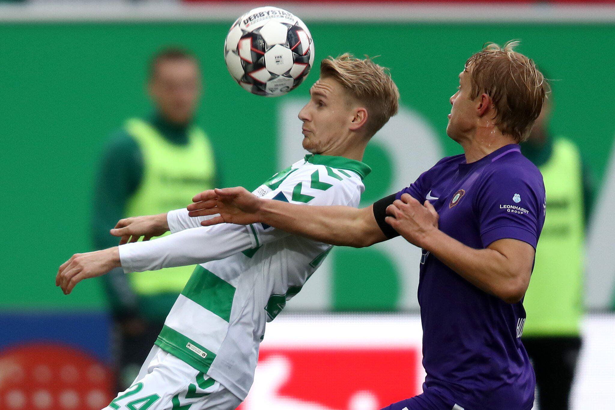 Bild zu SpVgg Greuther Fürth - FC Erzgebirge Aue