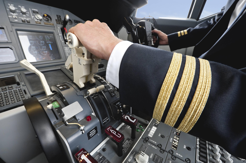 Bild zu Cockpit