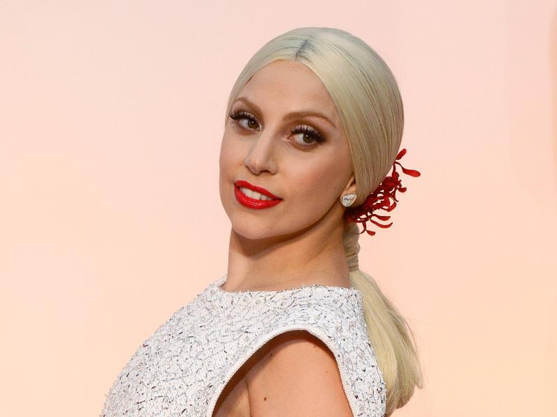 Bild zu Lady Gaga
