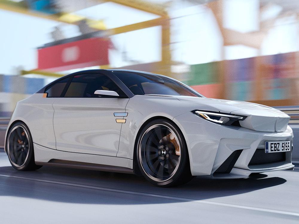 Bild zu BMW iM2 Concept von David Olivares