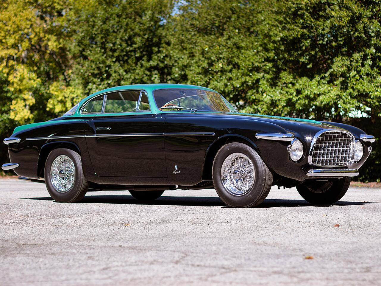 Bild zu 1952 Ferrari 212 Inter Vignale Coupé