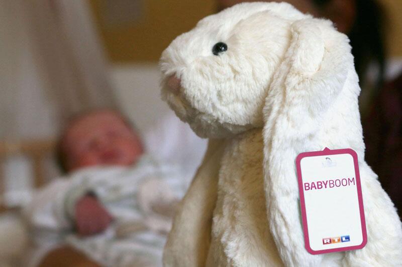 Bild zu Babyboom - Willkommen im Leben