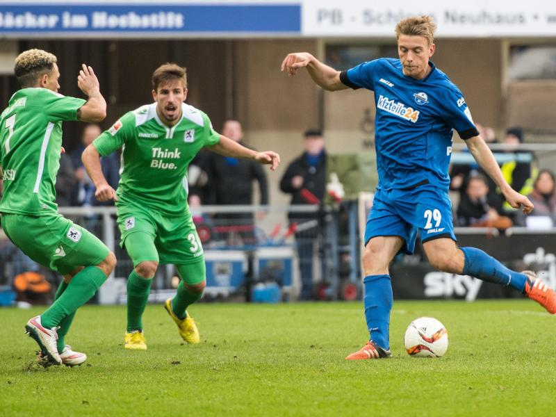 Bild zu SC Paderborn - TSV 1860 München