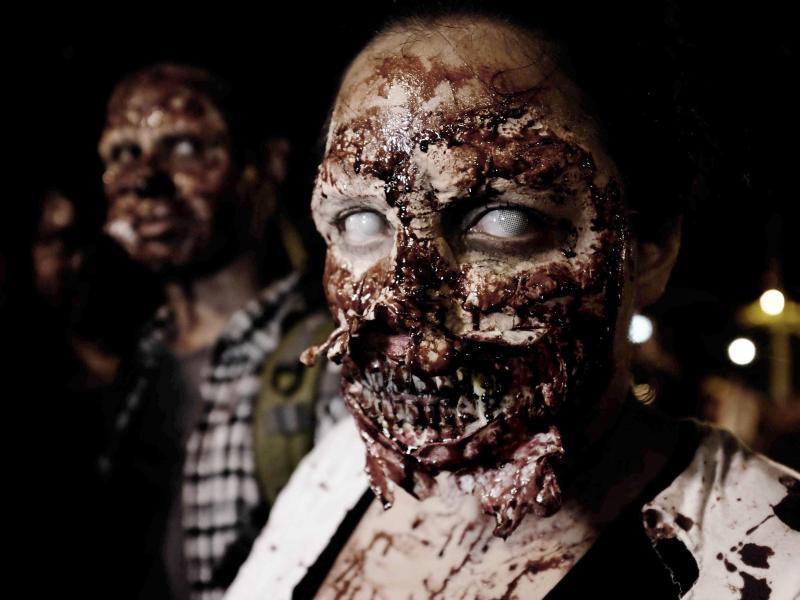 Bild zu Zombie