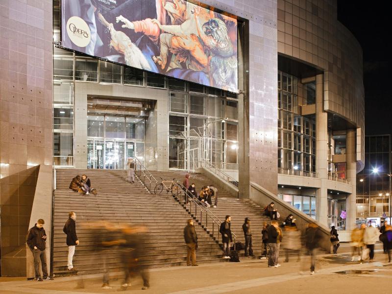 Bild zu Bastille-Oper