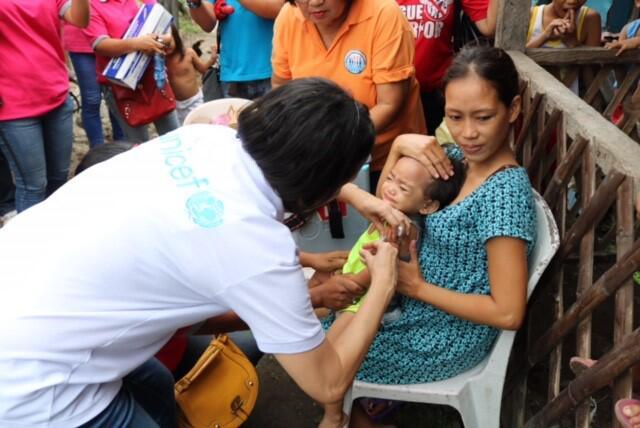 United Internet for UNICEF, Taifun Haiyan