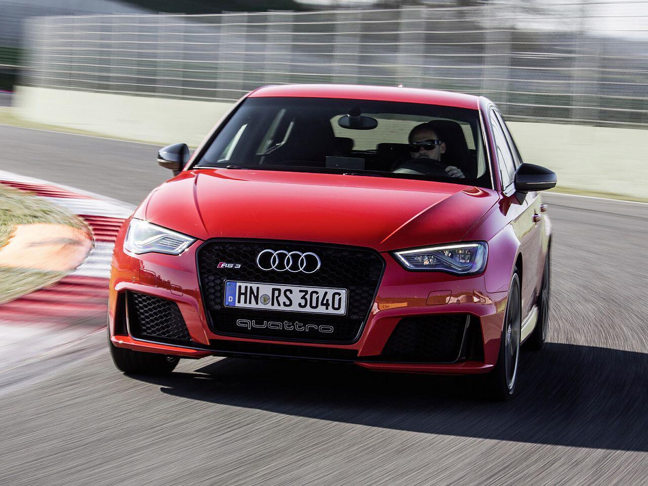Bild zu Für Hobby-Rennfahrer: Die 15 stärksten Kompaktsportwagen auf dem deutschen Markt