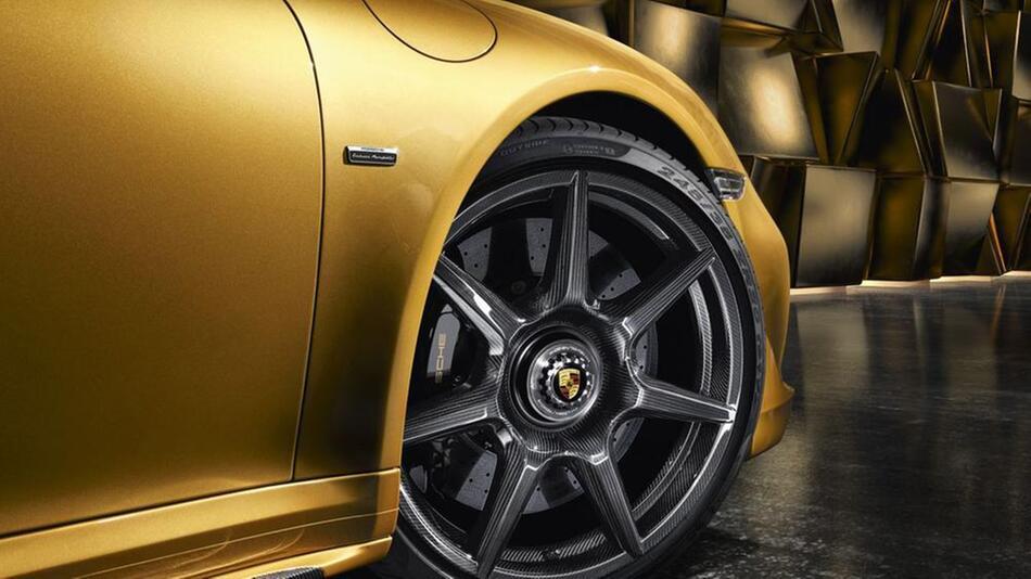 Porsche Carbonfelgen