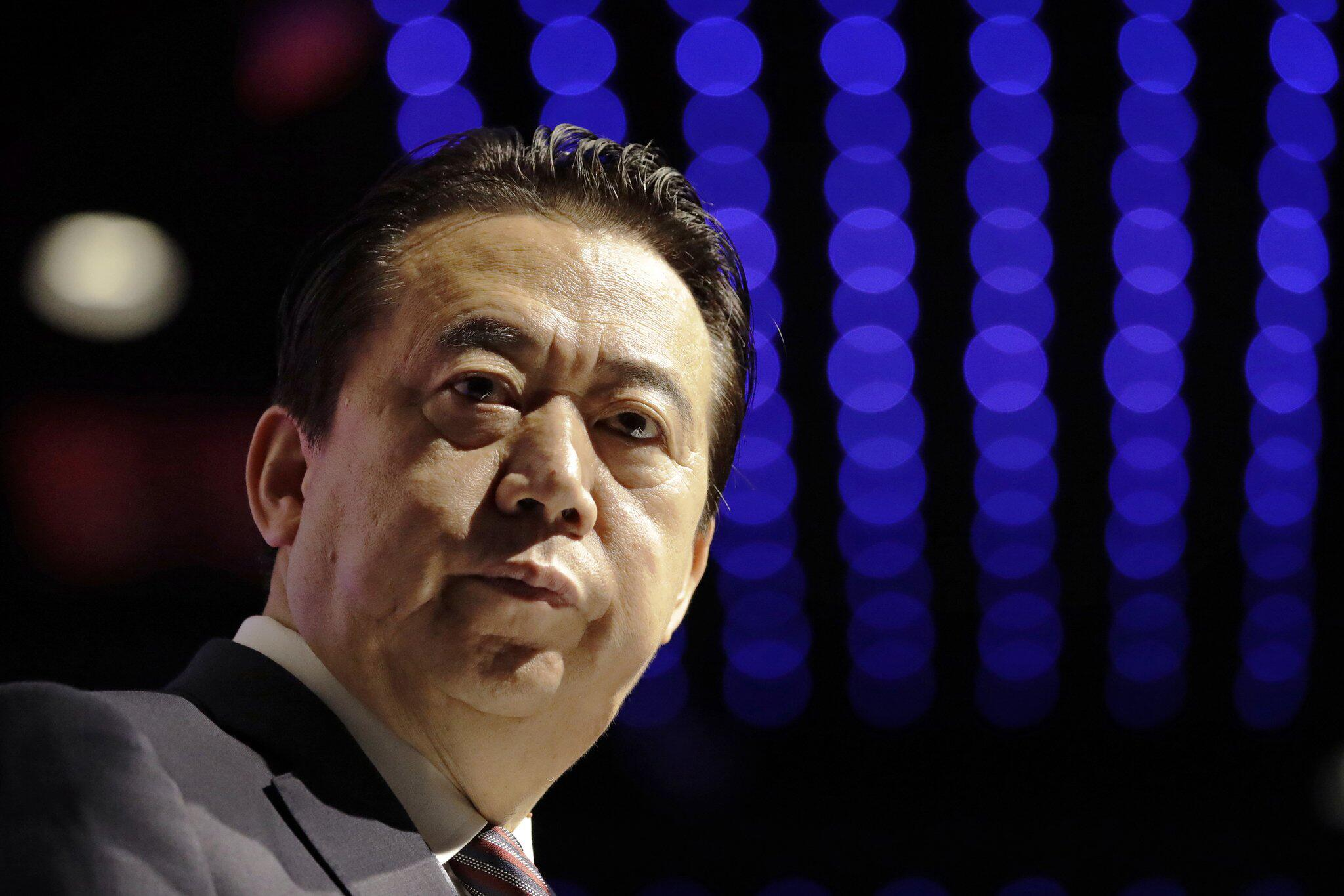 Bild zu Interpol-Präsident wird in China vermisst