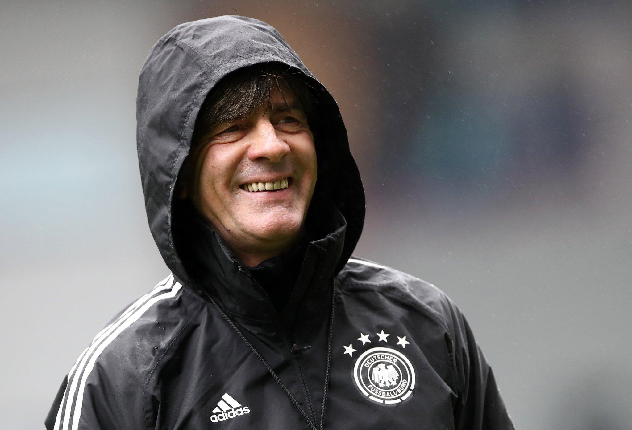 Bild zu Abschlusstraining Nationalmannschaft Deutschland