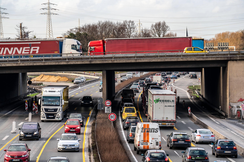 Bild zu Autobahnkreuz Herne