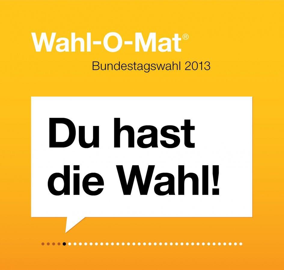 Bild zu Wählen ist ein demokratisches Recht, um das uns Deutsche viele Menschen in Diktaturen beneiden.