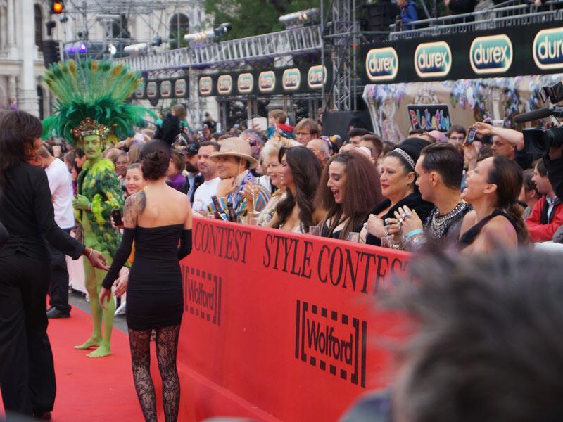 Bild zu Life Ball 2014: Die Style Jury