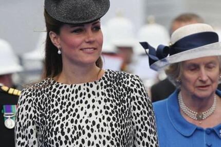 Kate: soooo schööön schwanger!