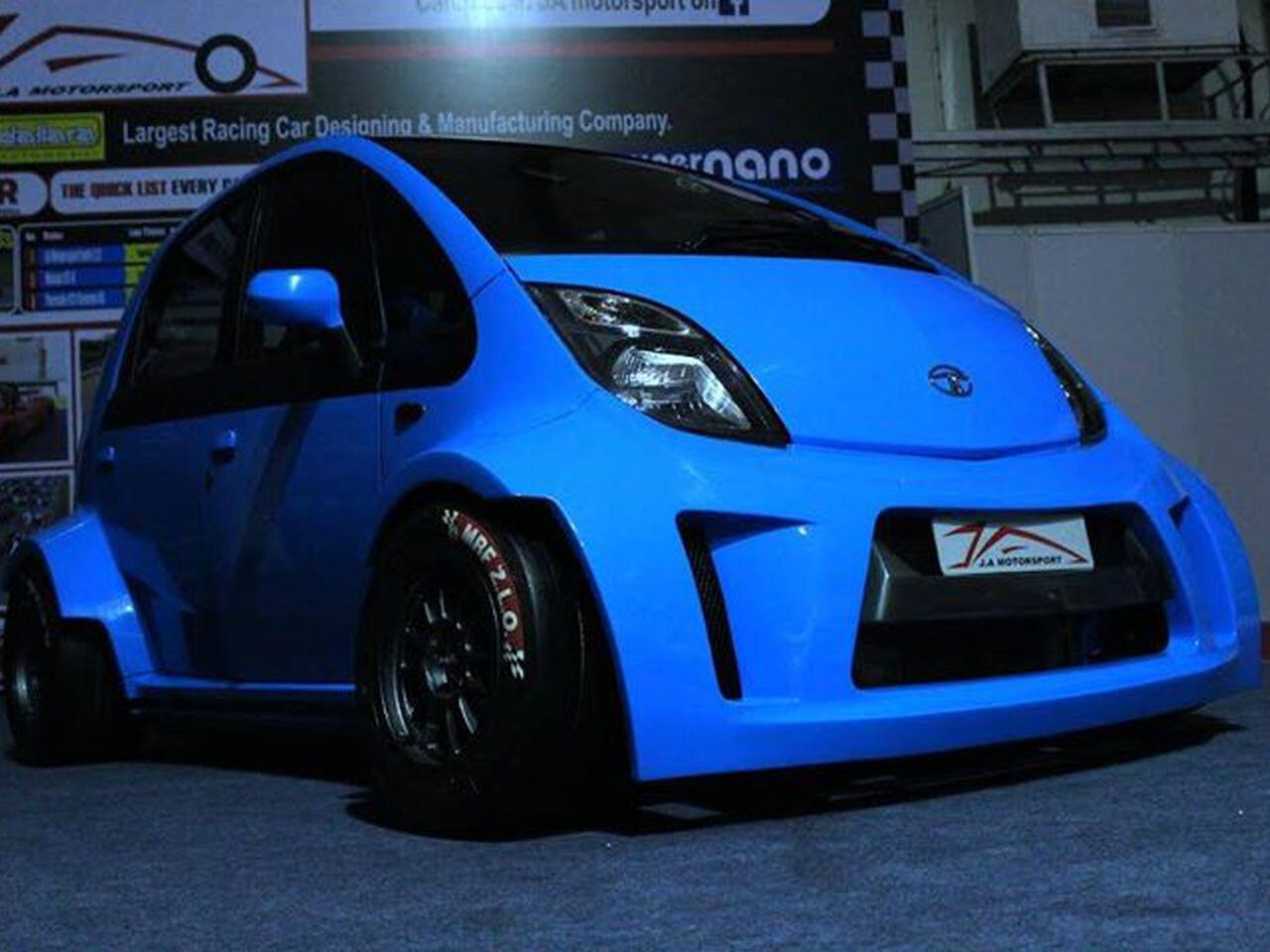 Bild zu Tata Nano von JA Motorsport