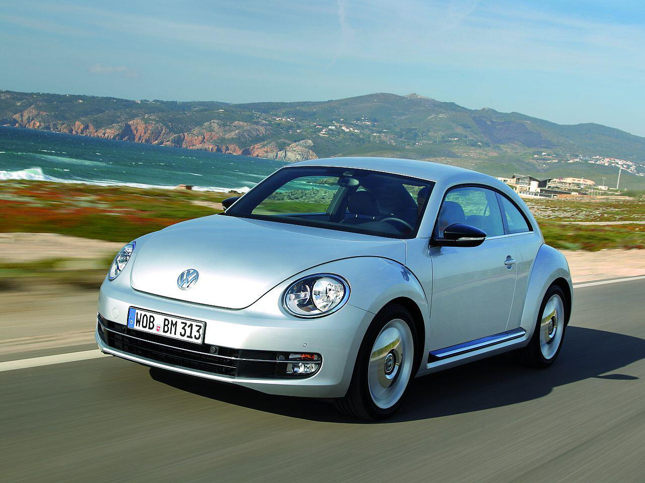 Bild zu 15. Platz: VW Beetle 2.0 TSI