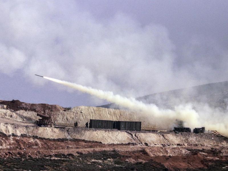 Bild zu Offensive in Syrien