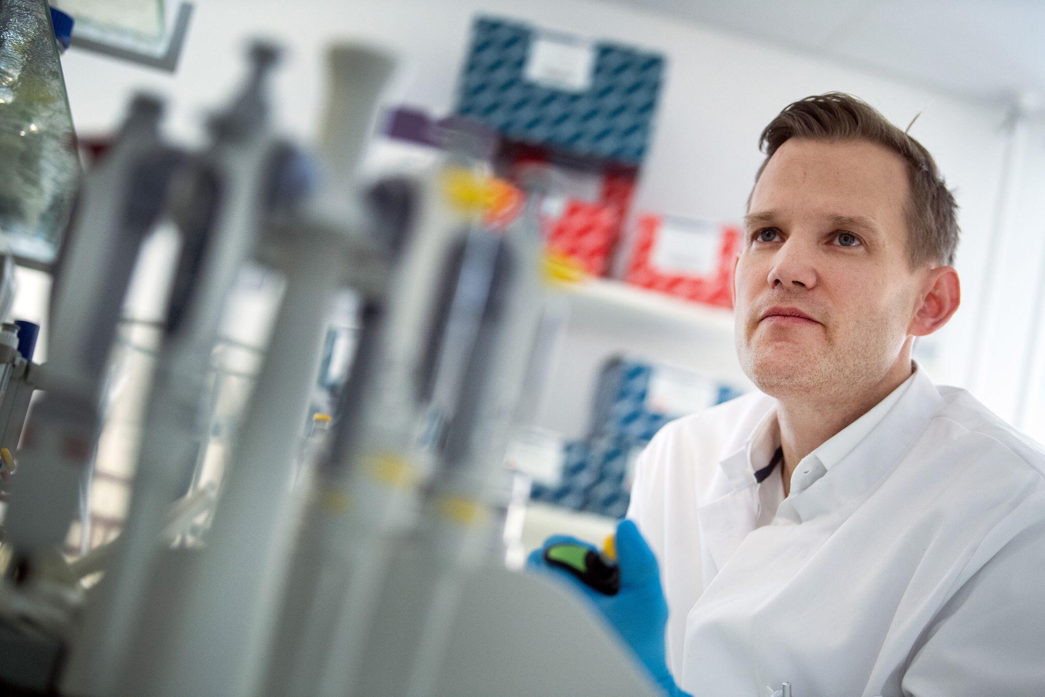 Bild zu Bonn, Virologe, Hendrik Streeck