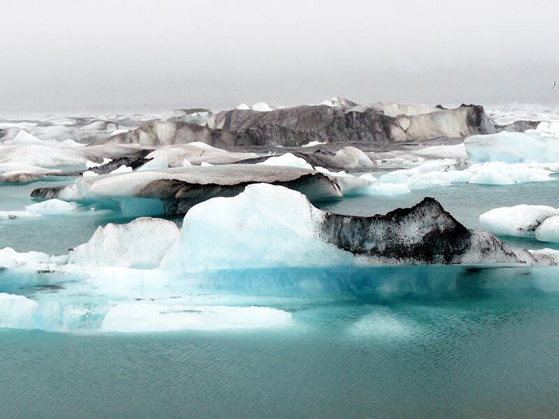 Bild zu Eislandschaften