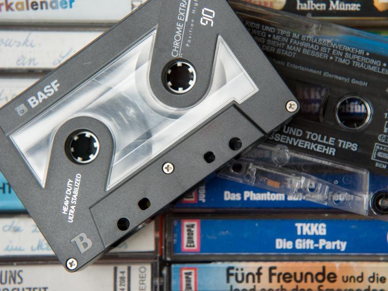 Bild zu Die Kompaktkassette lebt noch