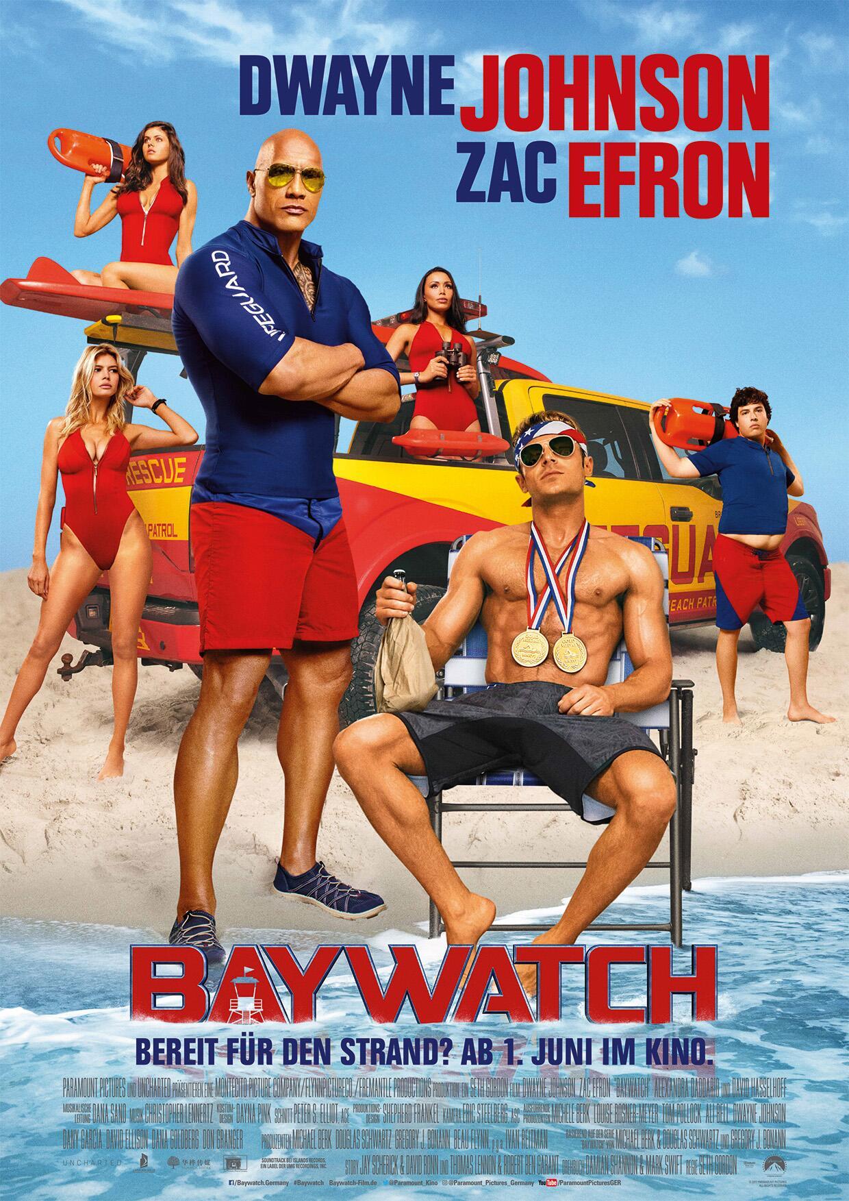 Bild zu Baywatch, Film