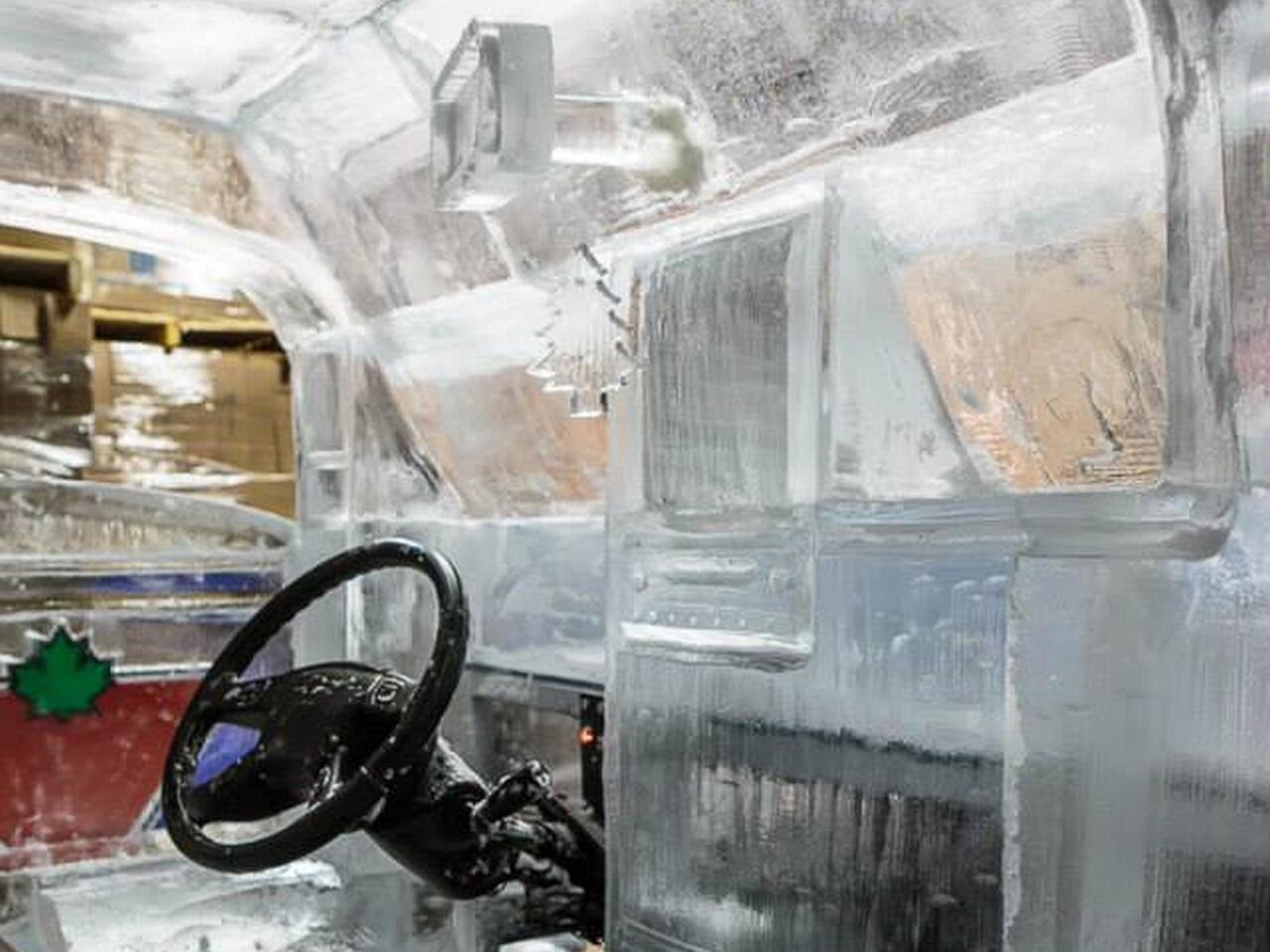 Bild zu Genauso cool wie außen: Ein Blick in das etwas andere Fahrzeuginterieur