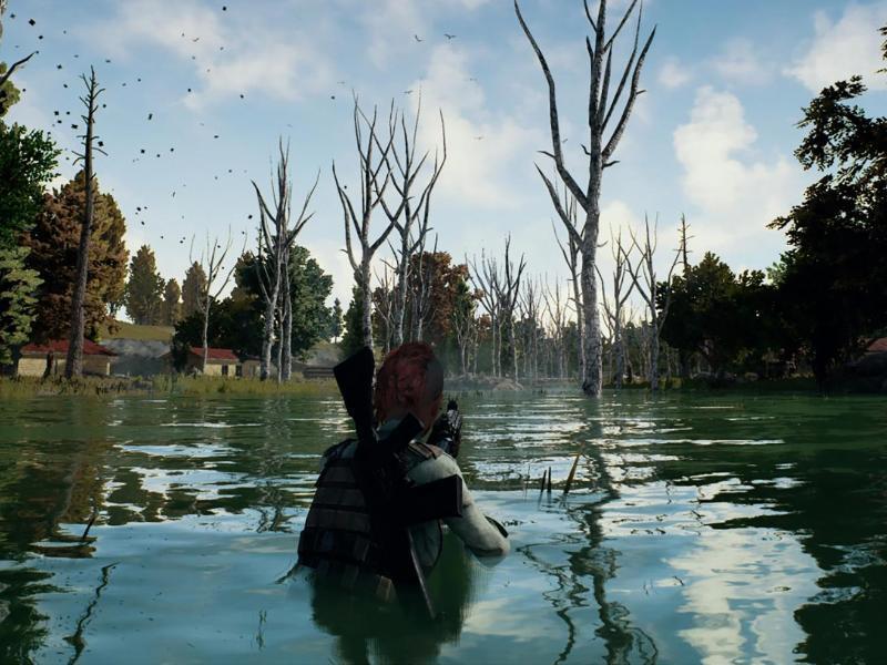 Bild zu «PlayerUnknown's Battlegrounds»