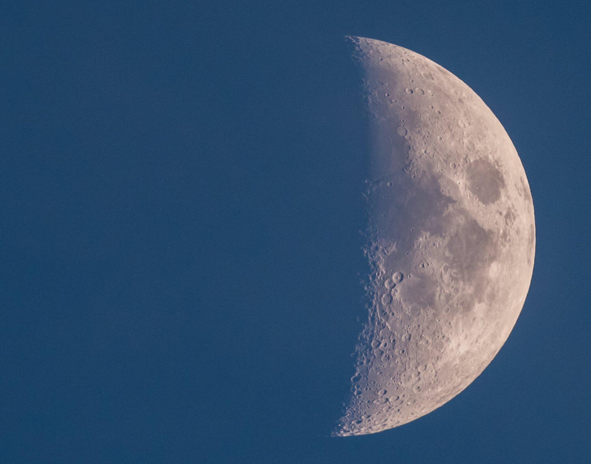 Bild zu Zunehmender Mond