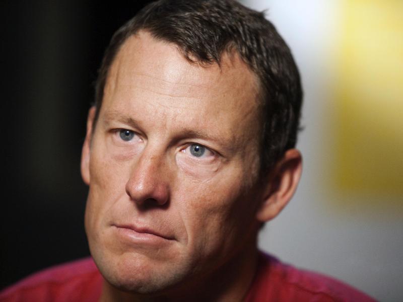 Bild zu Lance Armstrong