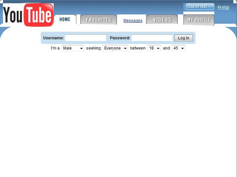Bild zu YouTube