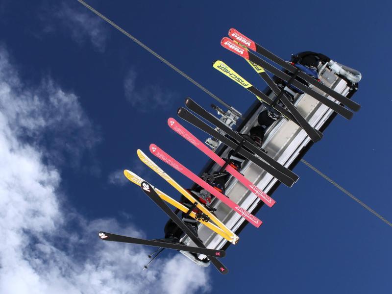 Bild zu Entspannt am dritten Skiurlaubstag