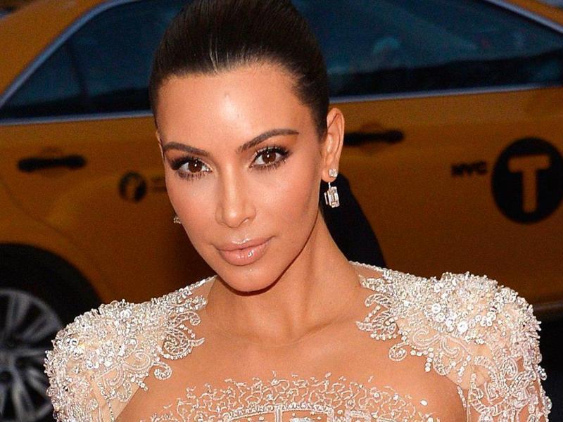 Bild zu Kim Kardashian