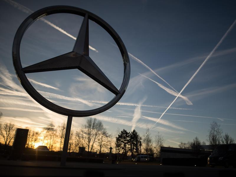 Bild zu Mercedes-Benz-Werk in Sindelfingen
