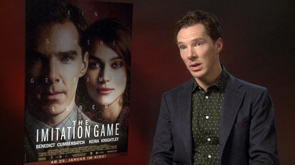 Benedict Cumberbatch, Imitation Game