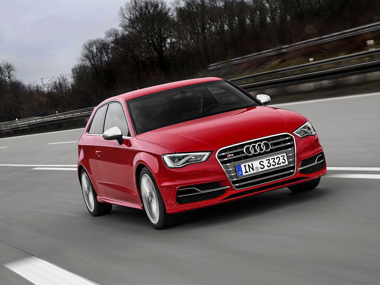 Bild zu 6. Platz: Audi S3