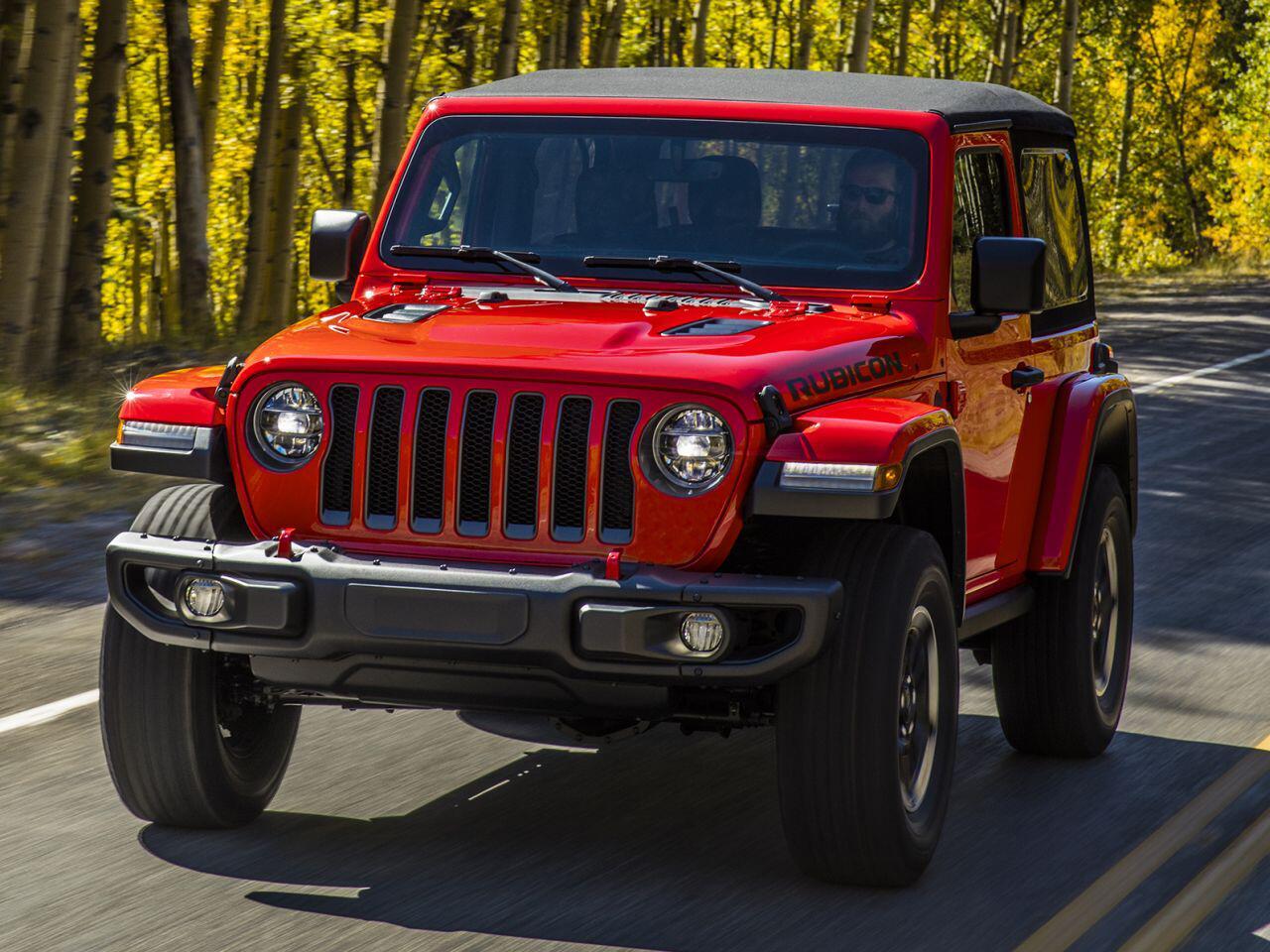 Bild zu Jeep Wrangler