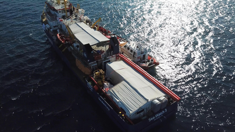 Bild zu Sea-Watch, Italien
