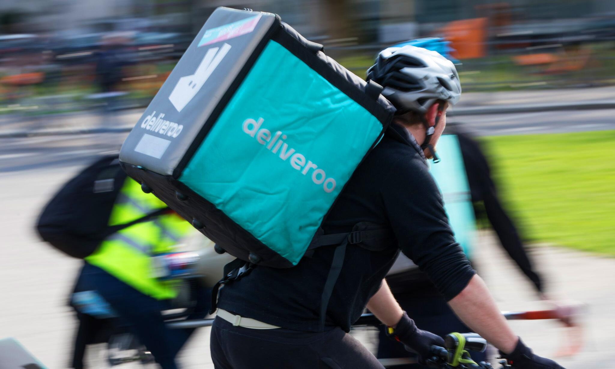 Bild zu Essenszusteller Deliveroo stellt Deutschland-Geschäft ein