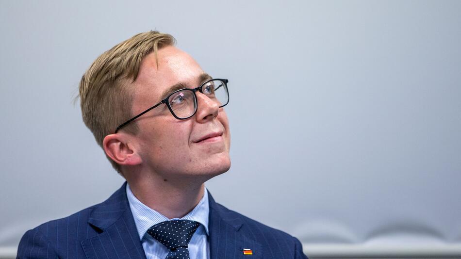 Amthor bei CDU-Kreisvorstand